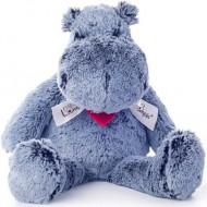 Hipopotam de plus Oscar 40 cm