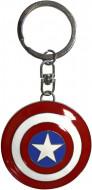 Breloc metalic 3D Scut Captain America