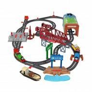 Circuit Talking Thomas & Percy Train Set Thomas&Friends Track Master
