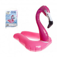 Colac gonflabil inel Flamingo