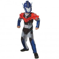 Costum Transformers Optimus Prime Deluxe S