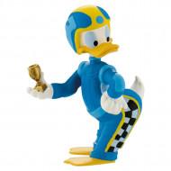 Figurina Donald cu cupa Minnie si Mickey Mouse Bullyland