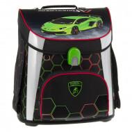 Ghiozdan ergonomic cu pereti rigizi Lamborghini 41 cm