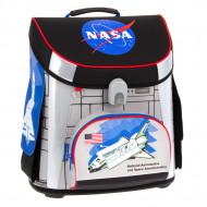 Ghiozdan ergonomic cu pereti rigizi NASA 41 cm