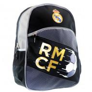 Ghiozdan scoala ergonomic 2 in 1 FC Real Madrid 48 cm