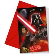 Invitatii pentru petrecere Star Wars