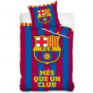 Lenjerie pat FC Barcelona Clasic 160x200 cm