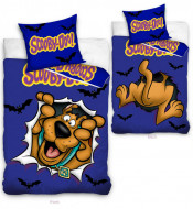 Lenjerie pat Scooby Doo 160x200 cm