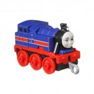 Locomotiva metalica Hong Mei Thomas si Prietenii