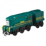 Locomotiva metalica Shane cu vagon Thomas si Prietenii