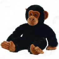 Maimuta de plus Cimpanzeu 45 cm