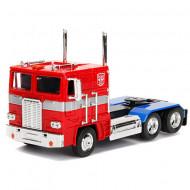 Masinuta metalica Autobot G1 Optimus Prime Transformers 21 cm