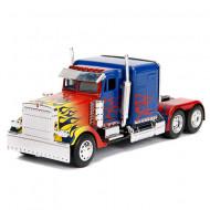 Masinuta metalica Autobot T1 Optimus Prime Transformers 16 cm