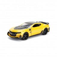 Masinuta metalica Bumblebee Chevy Camaro 2016 Transformers 16 cm