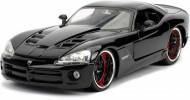 Masinuta metalica Letty's Dodge Viper SRT 10 Fast and Furious 21 cm