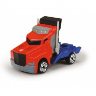 Masinuta metalica Optimus Prime Transformers Robots in Disguise