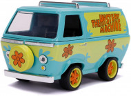 Masinuta metalica The Mystery Machine Scooby Doo Hollywood Rides 10 cm