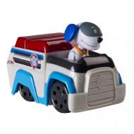 Masinuta Robo Dog in vehicul Patrula Catelusilor
