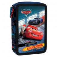 Penar echipat cu doua niveluri Fulger McQueen si Jackson Storm Cars