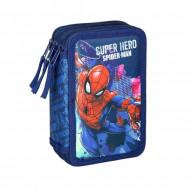 Penar neechipat cu trei niveluri Spiderman Spirit