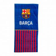 Prosop bumbac FC Barcelona 70x140 cm FCB192019-R