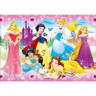 Puzzle Printesele Disney 27086C Clementoni 104 piese