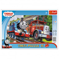 Puzzle Thomas and Friends 15 piese