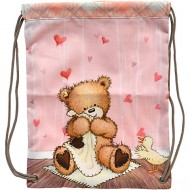 Sac de Umar Popcorn the Bear Love