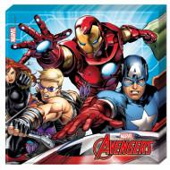 Servetele pentru petrecere Avengers