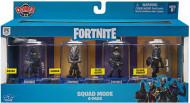 Set de 4 figurine Domez Squad Mode Fortnite