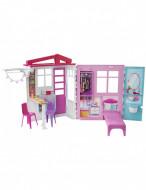 Set de joaca Casuta de papusi Barbie FXG54
