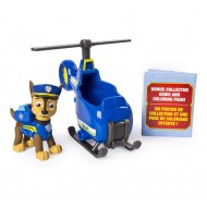 Set de joaca Chase Mini Helicopter Patrula Catelusilor Ultimate Rescue