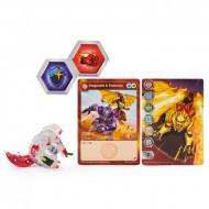 Set de joaca Dragonoid x Tretorous transparent Bakugan Armored Alliance