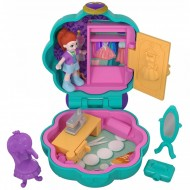 Set de joaca Lila Fiercely Fab Studio Compact Polly Pocket