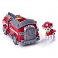 Set de joaca Marshall Transforming Fire Engine Patrula Catelusilor