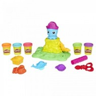Set de joaca plastilina Cranky The Octopus Play Doh