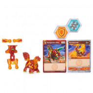 Set de joaca Ramparian Ultra Baku Gear Bakugan Armored Alliance