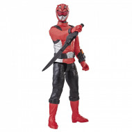 Set de joaca Red Ranger Power Rangers Beast Morphers 30 cm