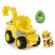 Set de joaca Rubble Deluxe Vehicle Patrula Catelusilor Dino Rescue
