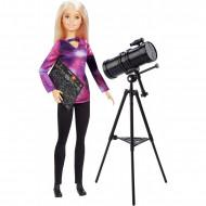 Set papusa Barbie astronom Barbie National Geographic