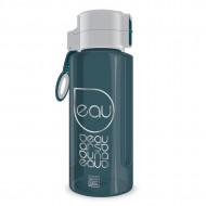 Sticla pentru apa verde-gri otel Ars Una 650 ml