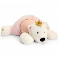Urs polar de plus Confetti Keel Toys 30 cm