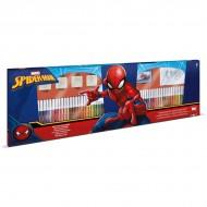 Set creativ cu 60 carioci Spiderman