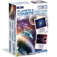 Set de joaca Experiment Planete si Comete Clementoni
