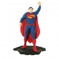 Figurina Superman in zbor Liga Dreptatii