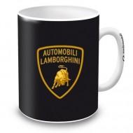 Cana Lamborghini negru