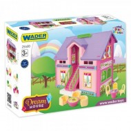 Casuta pentru papusi Dream House Wader