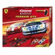 Circuit electric masinute Ferrari Italia GT2 Ferrari GT2 Carrera Go 5,6 m