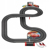 Circuit electric masinute Fulger McQueen si Cruz Ramirez Cars 3 Carrera First 3,5 m