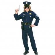 Costum de politist 140 cm